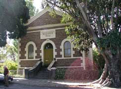 Angaston Town Hall, Barossa Valley